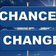 Angst vor Veränderung?